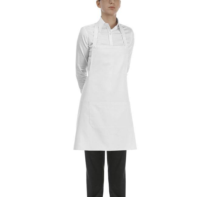 FALDA PETT.CORTA TASCONE WHITE COT.100 H.70X70