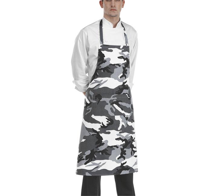 grembiule da chef
