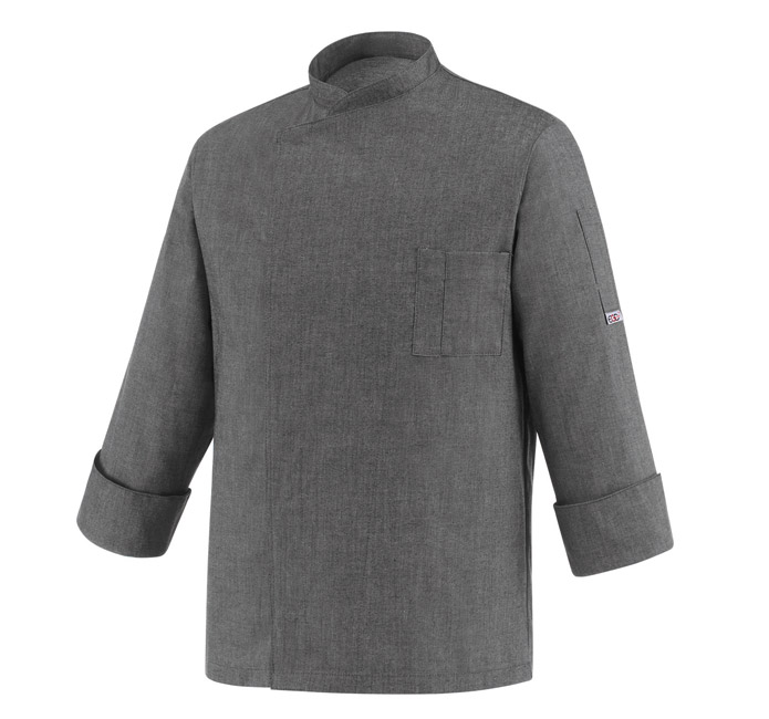 giacca-cuoco-grey-mix-cheap-pol-cotone