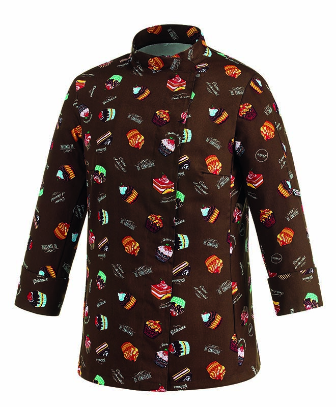 GIACCA CUOCO SWEETS WOMAN COT.100% 45 euro