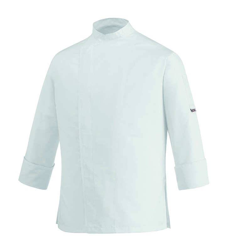 GIACCA CUOCO WHITE GUY MICROFIBER 100% 30 euro