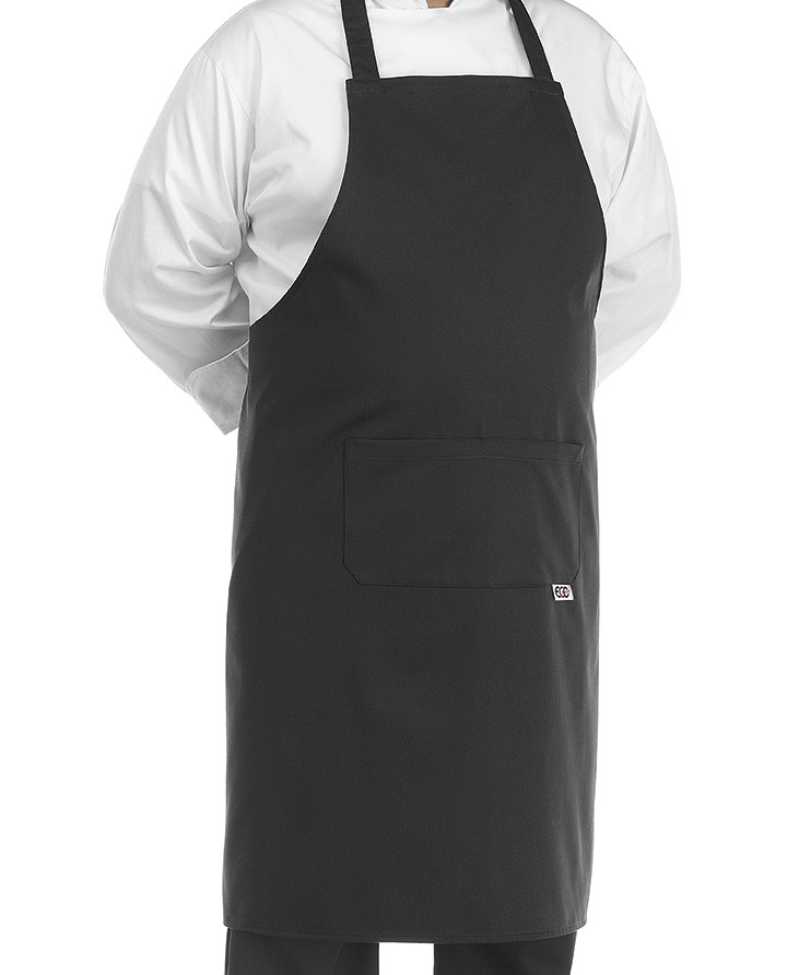 1904002C BIG APRON BLACK