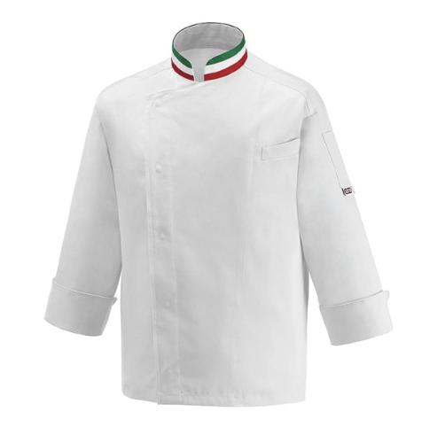 Giacca NATION ITALIA - MF Chef - Abiti per chef 59a53ecf0499