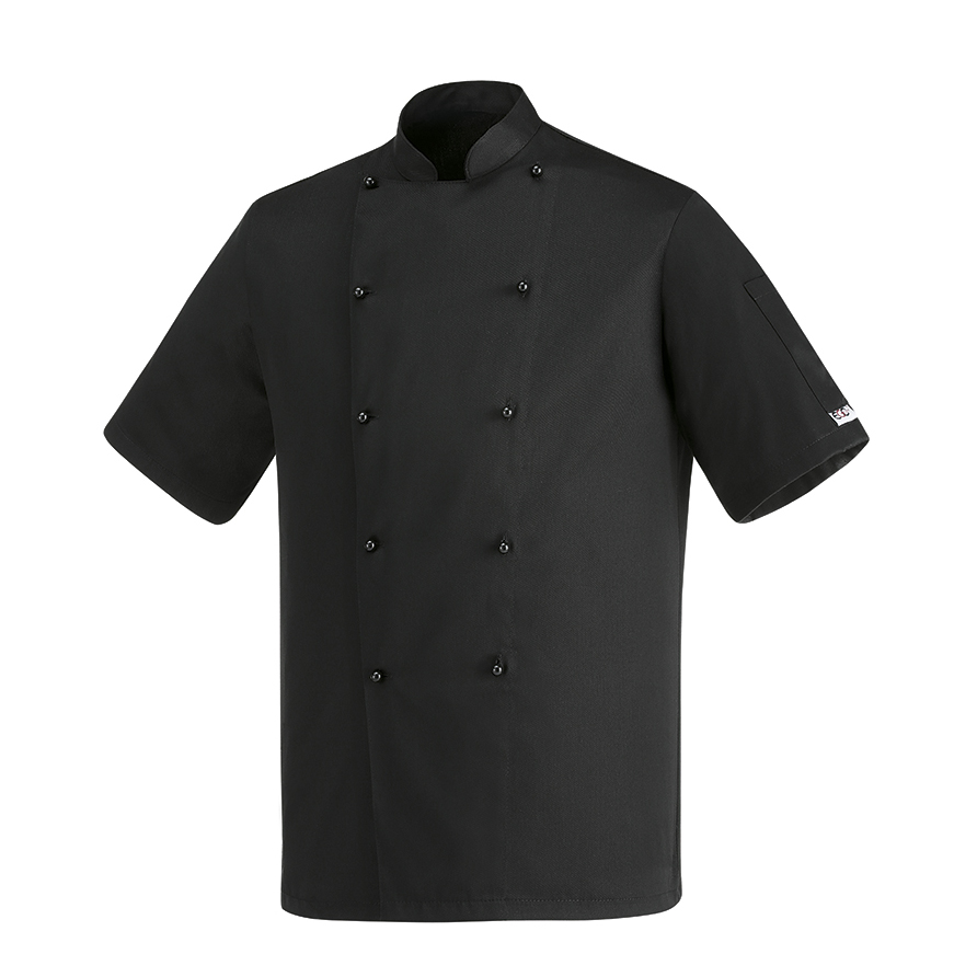competitive price 7d90e 0d652 Giacca cuoco Safety maniche corte - MF Chef - Abiti per chef